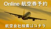 オンライン航空券予約システム