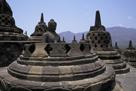 日帰りボロブドゥール遺跡とプランバナン寺院観光